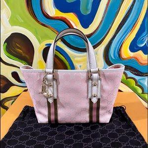 💖💖💖Authentic Pink Gucci Handbag